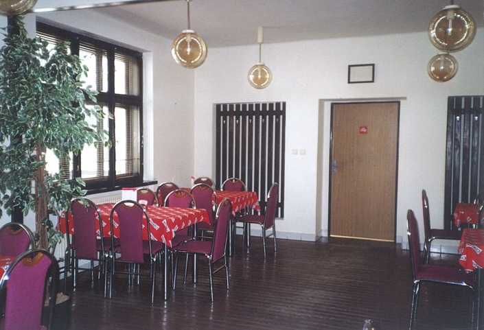 Penzión Rosy reštaurácia