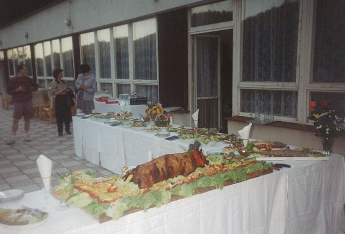 Catering na Myjave - Penzión Rosy